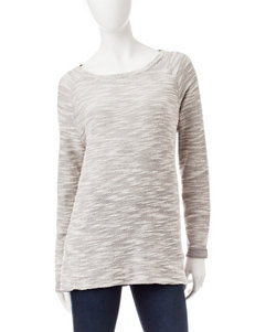 Hannah Textured Pullover Top