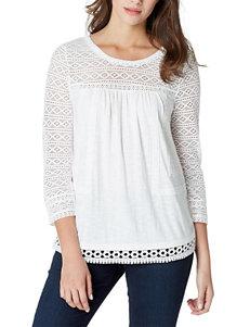 Vintage America Blues White Shirts & Blouses