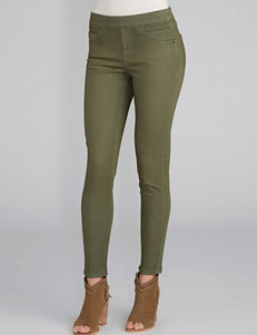 Democracy Green Jeggings