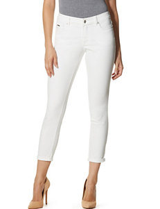 Nine West Jeans White Skinny