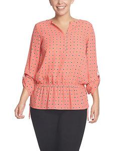 Chaus Coral Shirts & Blouses