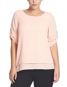Chaus Blush Shirts & Blouses