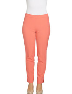 Chaus Coral Side Zip Pants