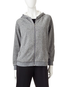 Cathy Daniels Grey Lightweight Jackets & Blazers