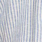 Blue/ Cream