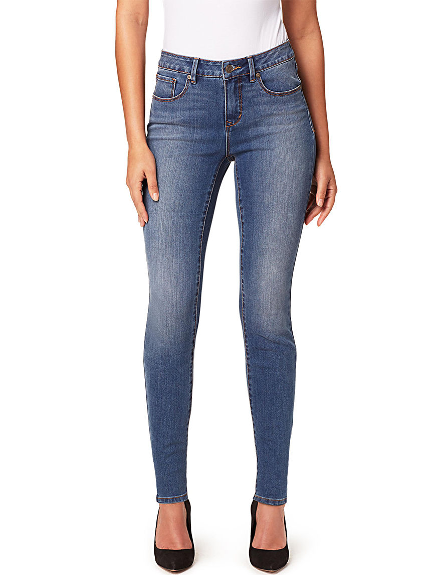 Miracle Jean Medium Wash Skinny