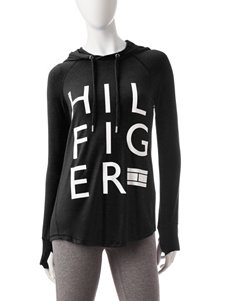Tommy Hilfiger Black Shirts & Blouses