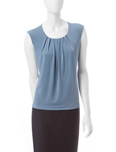 Kasper Pleated  Top