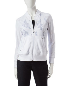 Hearts of Palm French Terry Jacket