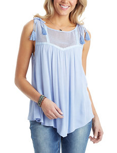 Democracy Tassel Top