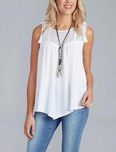 Democracy Tassel Accent Top