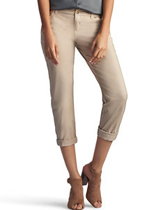 Lee Brown Capris & Crops