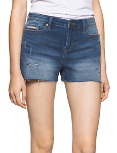 Calvin Klein Jeans Blue Denim Shorts