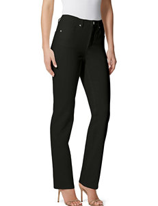 Miracle Jean Black Straight
