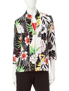Onque Casuals Zip Front Jacket