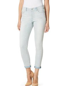 Nine West Jeans Light Blue Skinny