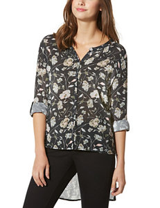 Nine West Jeans Black Shirts & Blouses