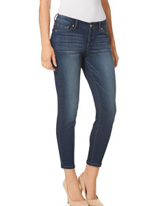Vintage American Blues Cropped Jeans