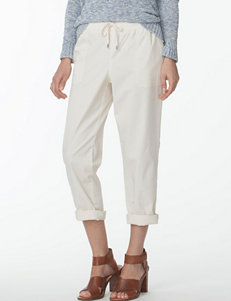 Chaps Cream Soft Pants