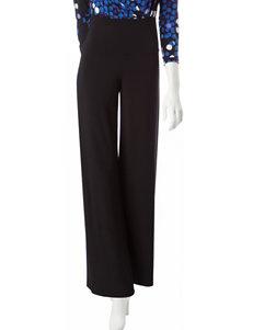 Anne Klein Black Soft Pants