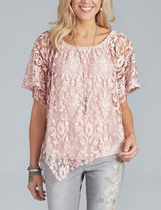 Democracy Blush Shirts & Blouses