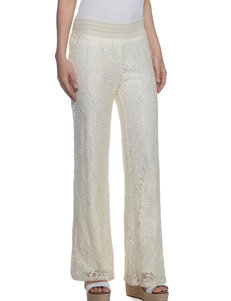 Skyes The Limit White Soft Pants