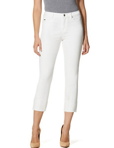 Nine West Jeans White Capris & Crops