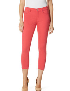 Nine West Jeans Raspberry Capris & Crops