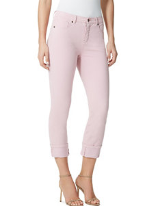 Miracle Jean Light Pink Skinny