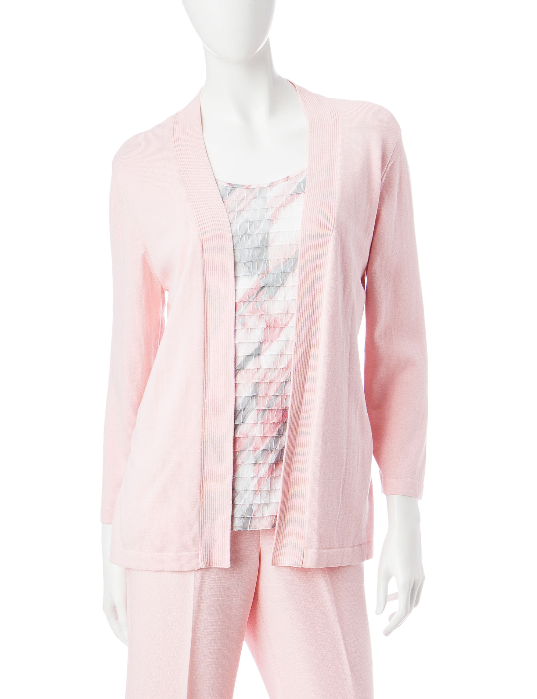 Alfred Dunner Blush Everyday & Casual Sweaters
