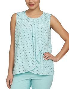 Chaus Aqua Shirts & Blouses