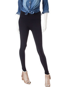 One 5 One Black Capris & Crops Leggings