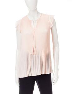Valerie Stevens Blush Shirts & Blouses