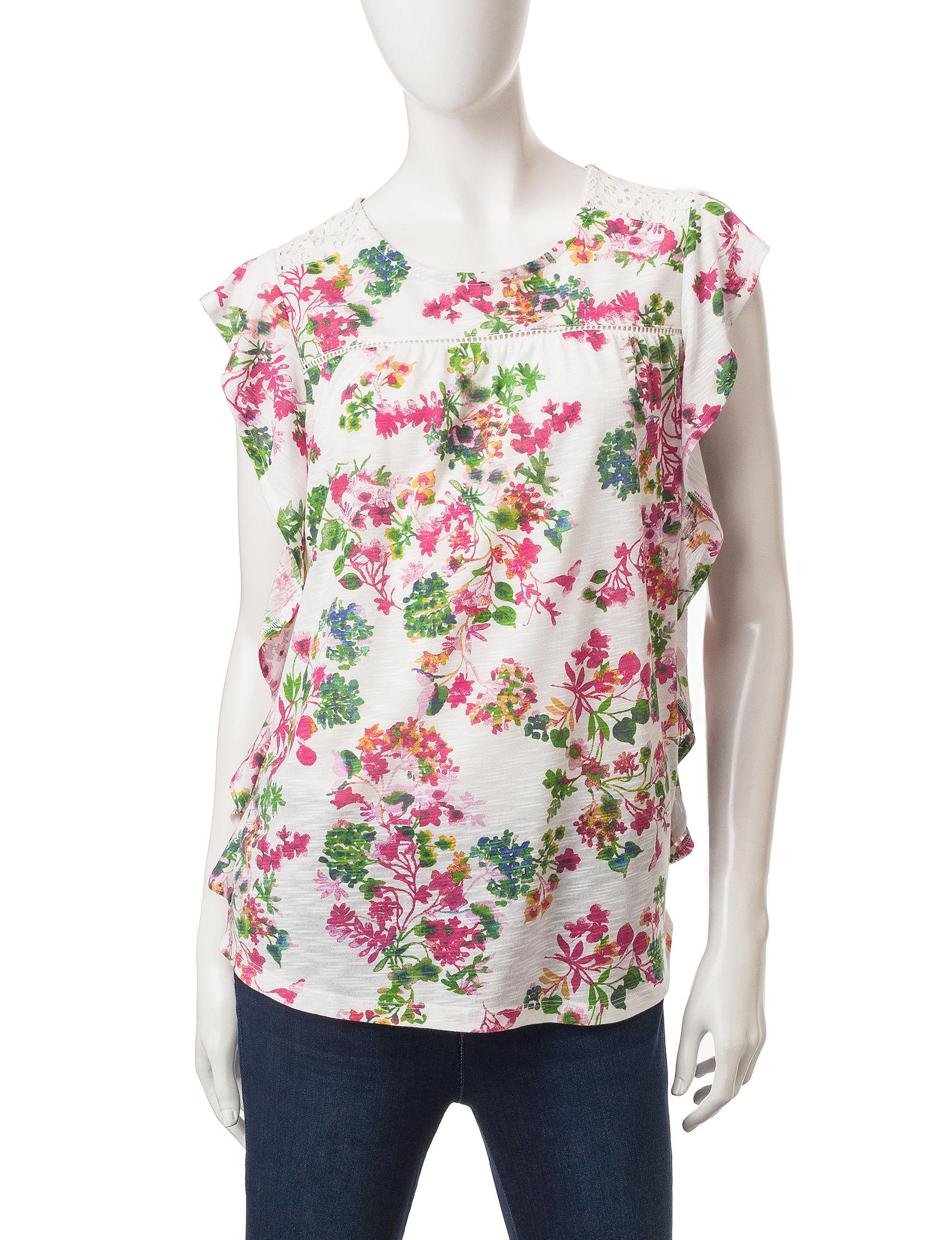 Hannah Multi Shirts & Blouses