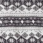 Ivory / Black