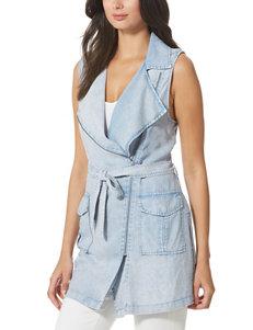 Vintage America Blues Blue Vests