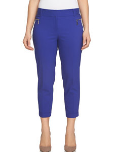 Chaus Blue Soft Pants