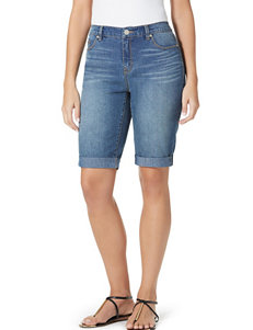 Bandolino Blue Denim Shorts