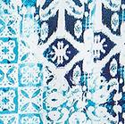 Blue / White