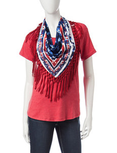 Energe Red Shirts & Blouses