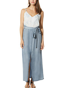 Nine West Jeans Light Blue Everyday & Casual Sundresses