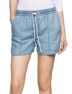 Calvin Klein Jeans Light Wash Soft Shorts