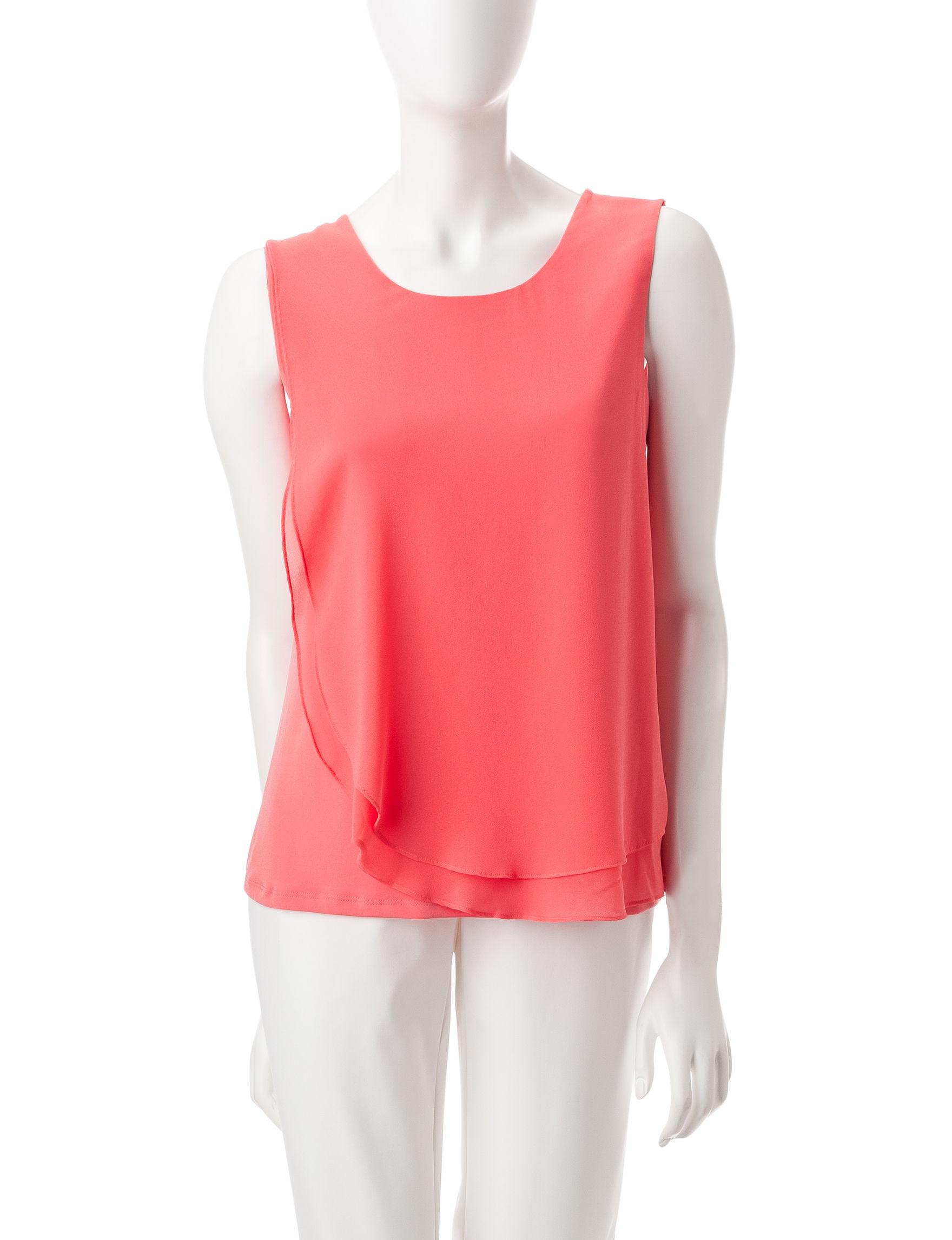 Calvin Klein Pink Shirts & Blouses