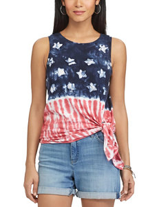 Chaps Red / White / Blue Tees & Tanks