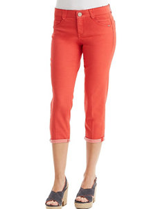 Democracy Red Capris & Crops