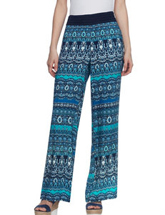 Skyes The Limit Blue Soft Pants
