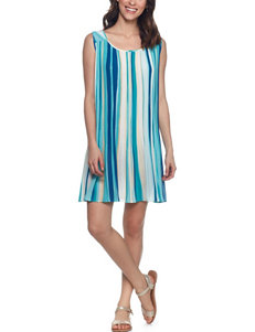 Skyes The Limit Blue Everyday & Casual Sundresses