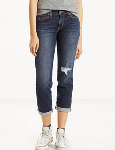 Levi's Dark Wash Boyfriend