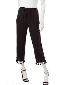 Valerie Stevens Black Soft Pants
