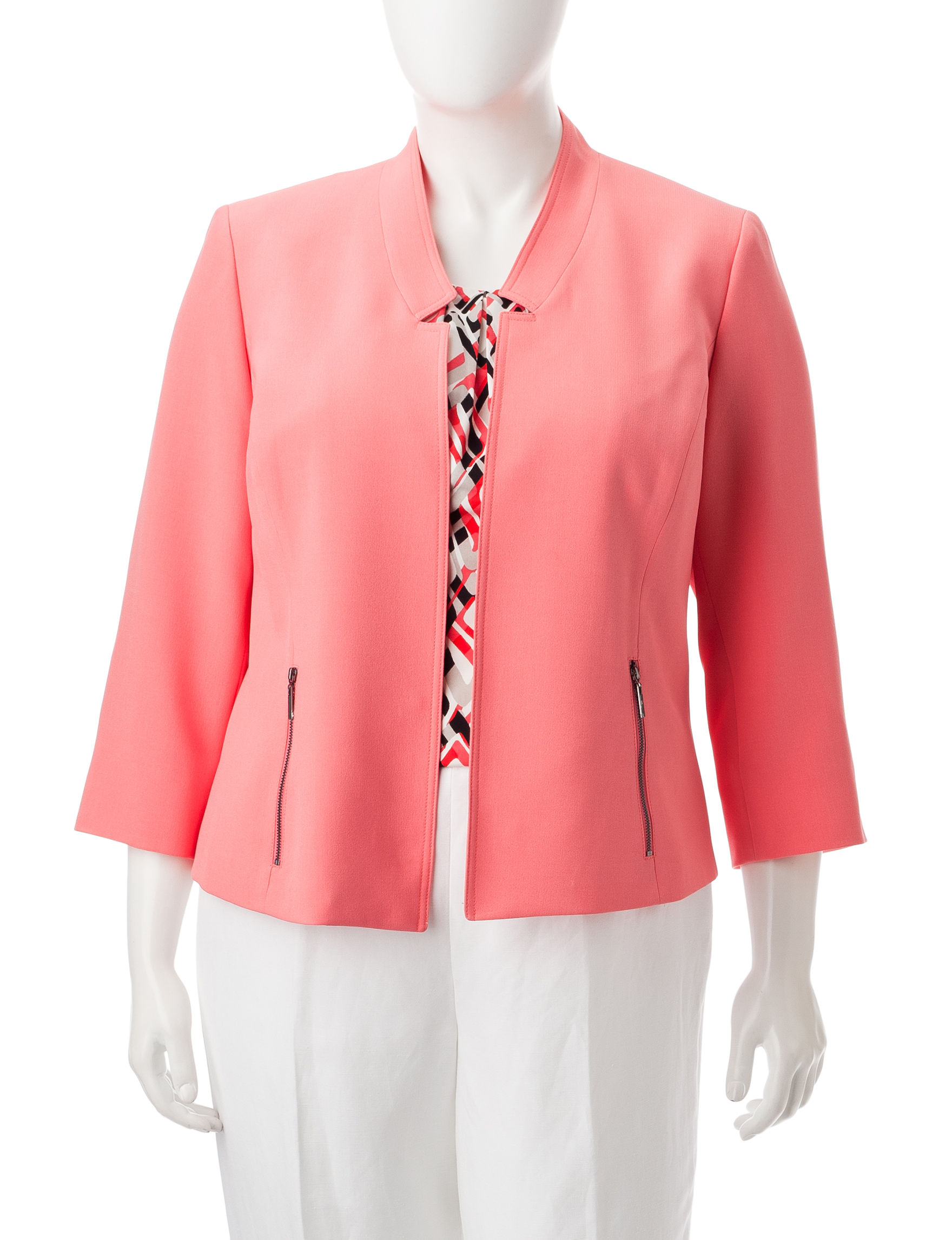 Kasper Coral Lightweight Jackets & Blazers